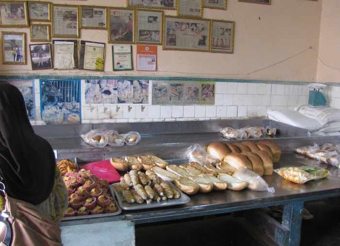 photo of various breads