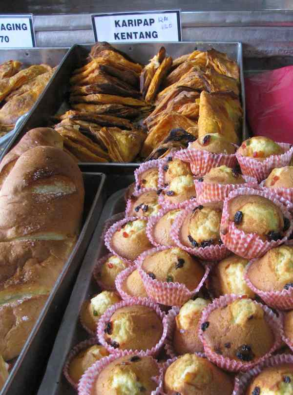 photo of muffins and breads