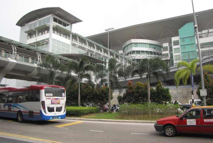 photo of Johor Bahru CIQ