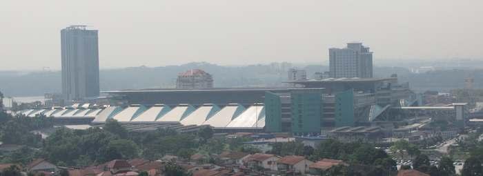 photo CIQ building in Johor Bahru