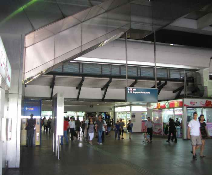 photo of Kranji MRT in Singapore