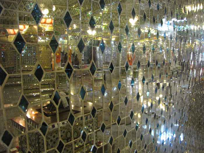 Glass Tiles, Arulmigu Sri Raja Kallamman Hindu Temple