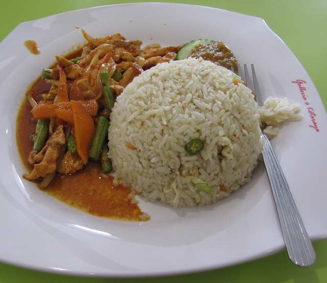 photo of Nasi Goreng Paprik