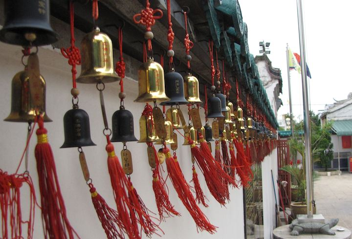 photo of Bells old chinese temple jb