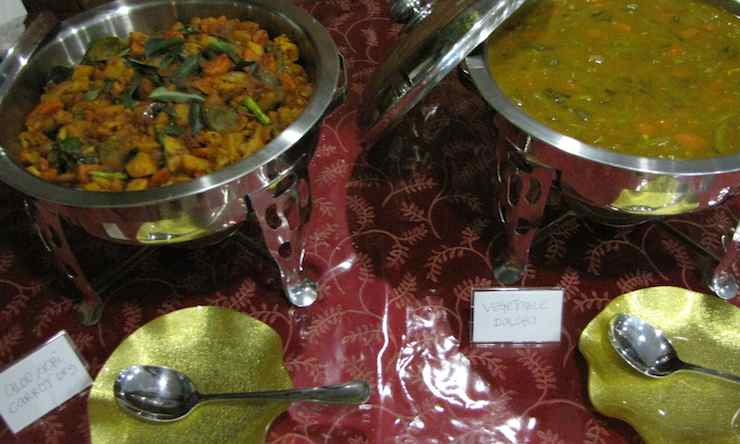photo of Aloo Ghobi Carrot Dry and Vegetable Doloha