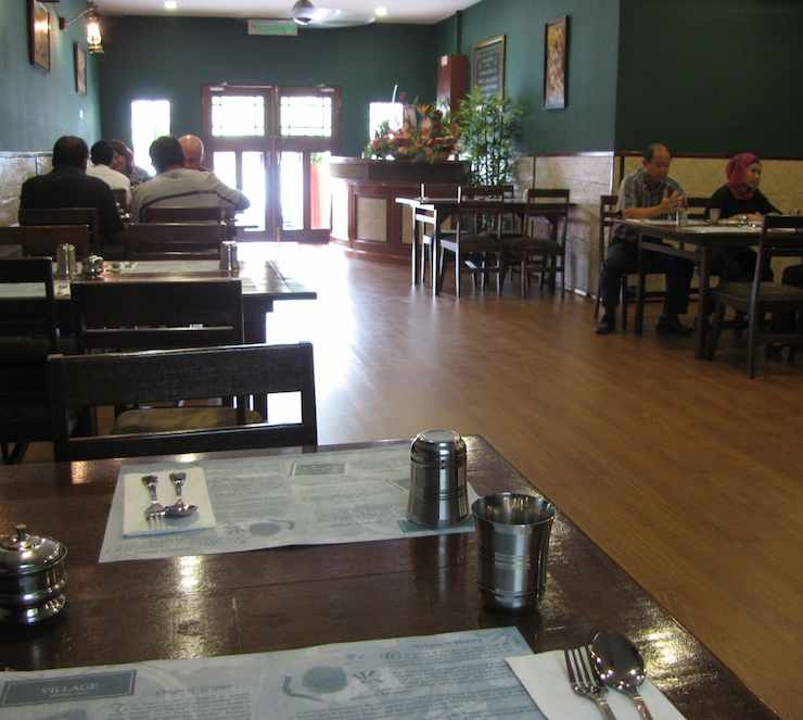 photo of inside of the restaraunt