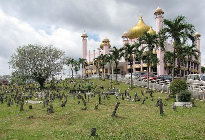 Masjid Bahagian Kuching