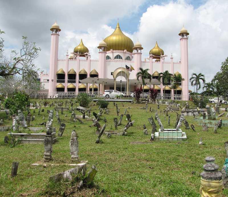 Kuching City Mosque, Sarawak